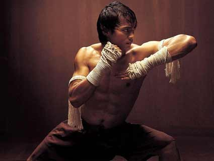 Muay Thai Tony Jaa
